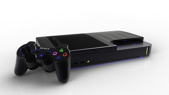 PlayStation 4 black