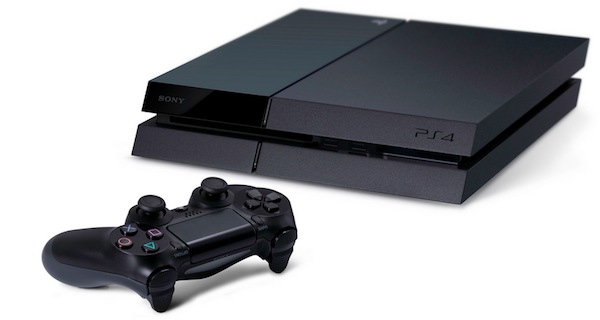 PS4 official design