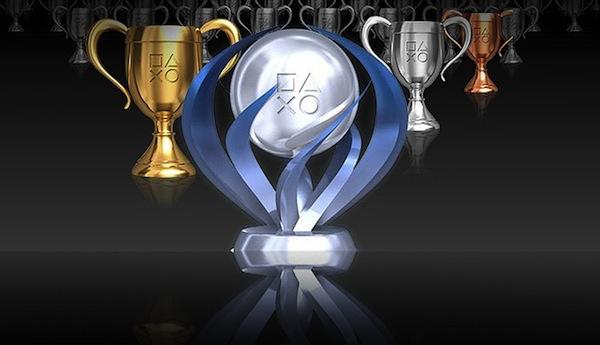 trofea playstation network