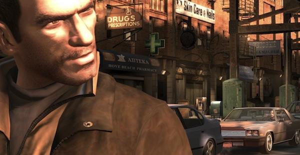 GTA4 Games PS3