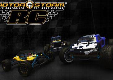 Motorstorm RC – dwie platyny w cenie jednej (PS Vita, PS3)