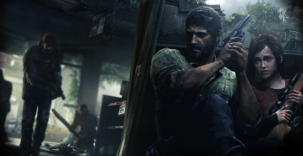 The Last of Us Games PS3