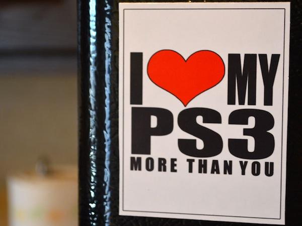 i love my ps3