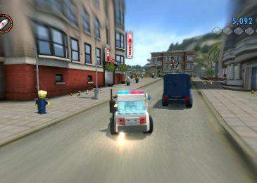 LEGO City: Undercover, czyli klockowe GTA nie dla PlayStation 3