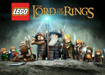 Demo gry LEGO Władca Pierścieni na… PC