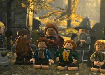 LEGO Lord Of The Rings – jednak będzie śmiesznie!