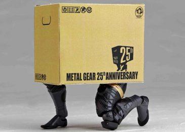 Filmik lego w klimacie Metal Gear Solid