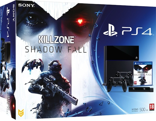 PlayStation 4 bundle Killzone
