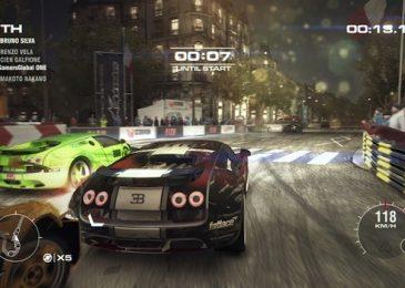 Grid 2, to tylko kolejna część serii Need For Speed (PS3)