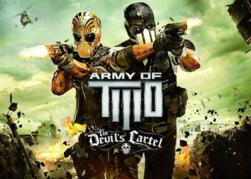 Army of TWO The Devil's Cartel, całkiem znośna strzelanka (PS3)