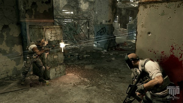Army of TWO The Devils Cartel gameplay